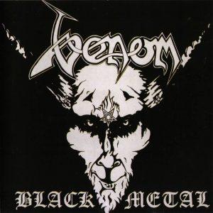 Venom Black Metal