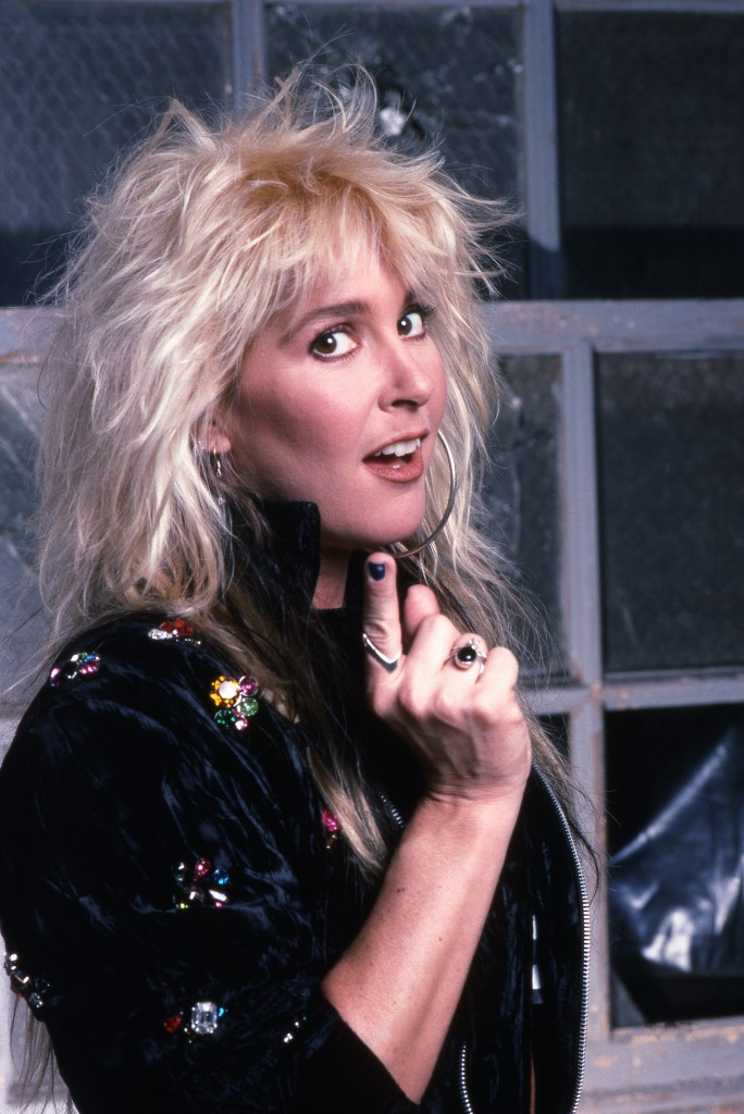 Heavy Maiden In Conversation With Lita Ford Iron Fist