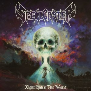 SPELLCASTER Night Hides The World
