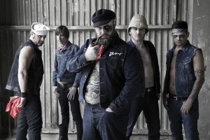 duke of nothing Turbonegro_byRaymondMosken_Official